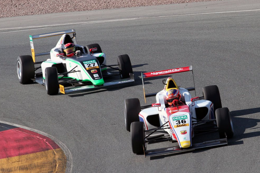 WORLD WRAP: Mawson charges in German F4 - Speedcafe