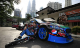 VIDEO: Chaz Mostert on first KL City GP demo