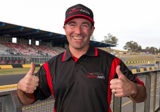 Marcos Ambrose will attend the Red CentreNats