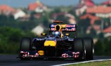Vettel leads Webber to Red Bull front-row