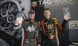 Campbell takes Carrera Cup pole