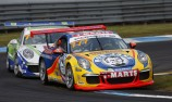 Foster takes Carrera Cup points lead