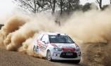 Eli Evans bounces back at Rally Australia