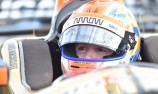 Hinchcliffe back in business after Indy crash