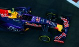 Kvyat puts Red Bull on top in Singapore practice