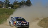Sebastien Ogier springs into Rally Australia lead