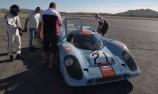 VIDEO: Pat Long drives legendary Porsche 917K