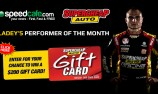 Slade's Supercheap Auto Performer of the Month