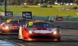 Trass Ferrari loses Sandown AGT podium