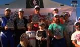 VIDEO: Dan Wheldon Pro-Am kart race