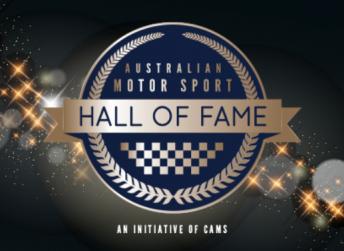 The Australian Motor Sport Hall of Fame logo
