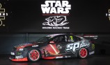 Bathurst Star Wars livery for Tander HRT Commodore