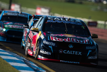 Red Bull had the pace but not the fuel strategy to win the Sandown 500