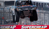 Brabham, Morris revel in Super Trucks action