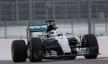Hamilton closes on third world title in Sochi