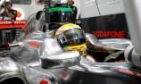 Hamilton breaks Red Bull's pole stranglehold