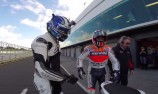 VIDEO: Doohan takes Rick Kelly for a ride