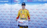 Red hot Logano takes Martinsville pole