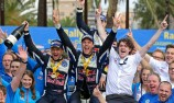 Mikkelsen takes dramatic win in Spain