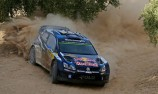 Ogier leads Latvala after opening leg