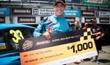 McLaughlin strikes back for Race 27 pole