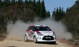 Evans wins opening heat of Rally SA
