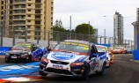 Russell scores V8 Utes round win on debut