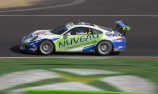 Campbell fastest in Carrera Cup practice