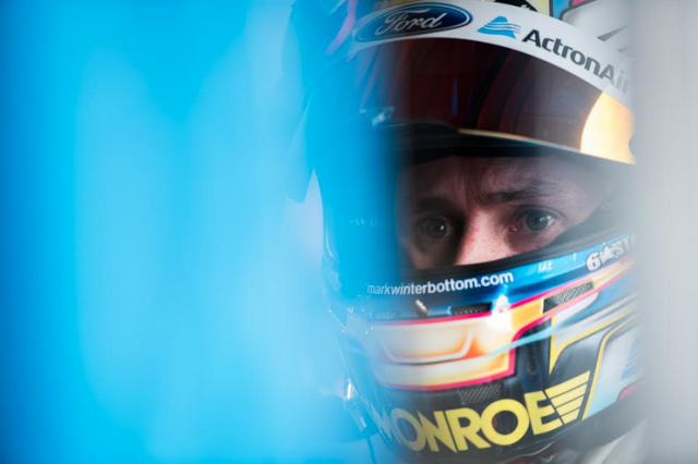 Mark Winterbottom saw his points lead slashed at the GC600
