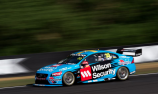 V8s fall short of 300km/h on opening day