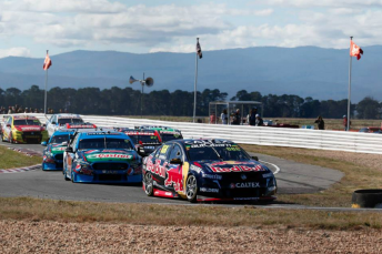 V8 Supercars has moved its Symmons Plains date