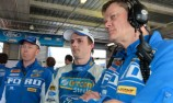 Richards replaces Frosty for post-season test