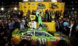Kyle Busch wins NASCAR title