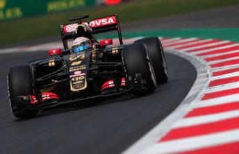 Lotus is edging closer to Renault take over according to team CEO Matthew Carter