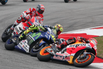 MotoGP will address the fallout from the Valentino Rossi/Marc Marquez clash on Thursday