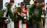 ASIAN WRAP: Rosenqvist defends Macau crown
