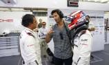 Evans, Montoya complete Porsche 919 test