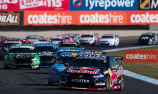 Jamie Whincup cruises to Race 32 victory
