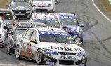 Courtney and Whincup rue poor Tassie day