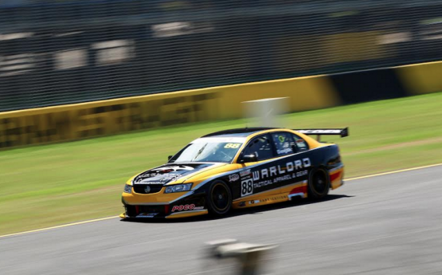 Devjak moves into an ex-PMM Holden this weekend