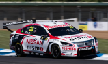 Nissans lead the way in opening NZ practice