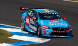 McLaughlin continues form in final practice