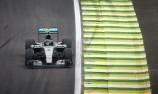 Rosberg sets pace in Brazil GP practice
