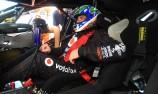 Roland Dane gets first taste of a V8 Supercar