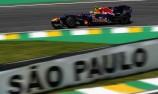 Red Bulls dominate Brazil GP practice