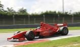 Aussie Parsons tests GP2 car at Sepang