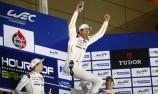 Webber, Hartley receive BRDC Gold Stars