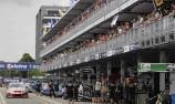 2010: 2011 V8 Supercar pitlane garage order set