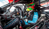 Dumbrell on DVS pole as Waters comes to grief