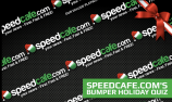 Speedcafe.com's Bumper Holiday Quiz